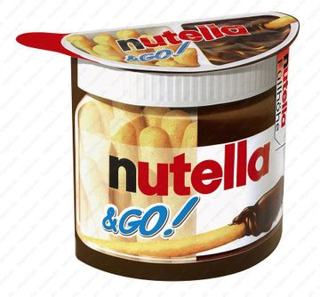 Nutella to Go – Bild 1