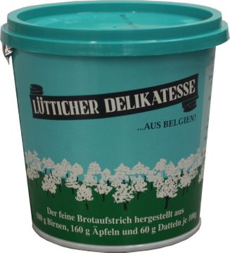 Grafschafter Lütticher Delikatesse 450g – Bild 1