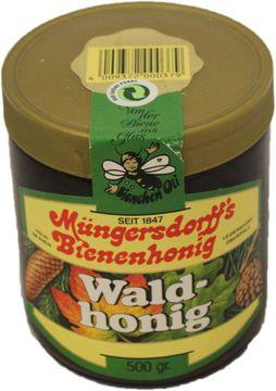 Honig Müngersdorff Waldhonig 500g