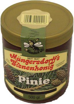 Honig Müngersdorff Pinienhonig 500g – Bild 1