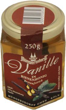 Honig Müngersdorff Vanille in Bienenhonig 250g