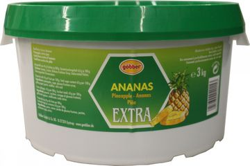 Göbber Ananas Konfitüre Extra 3kg – Bild 1