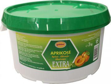 Göbber Aprikosen Konfitüre Extra 3kg – Bild 1
