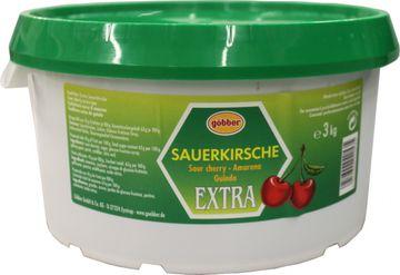 Göbber Sauerkirsch Konfitüre Extra 3kg