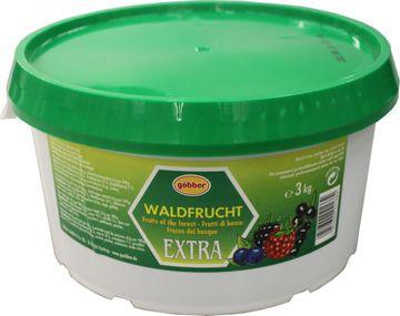 Göbber Waldfrucht Konfitüre Extra 3kg – Bild 2
