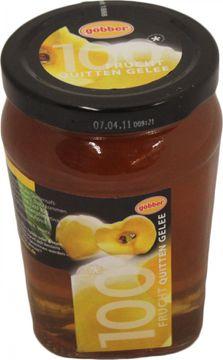 Göbber Fruchtaufstrich Quitten Gelee 310g – Bild 1