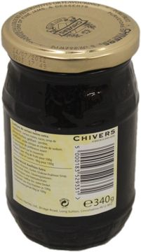 Chivers Black Cherry Konfitüre 340g – Bild 2