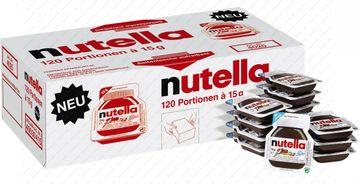Nutella Frühstücksportionen 120 x 15g  – Bild 1