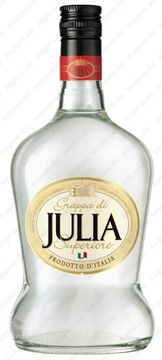 Grappa Julia 38% Vol. 0,7L