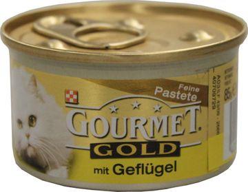 Gourmet Gold Feine Pastete Geflügel 85g