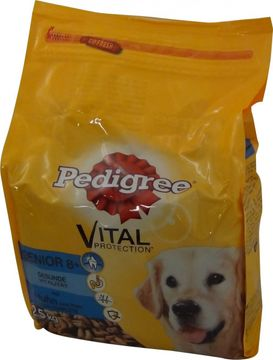 Pedigree Senior Complete 2,5kg