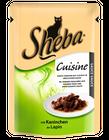 Sheba Essence Mini Filet Kaninchen 85g 001