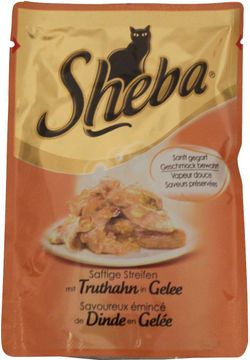 Sheba Essence Mini Filet Pute in Gelee 85g – Bild 2