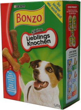 Bonzo Lieblingsknochen 1,5kg – Bild 1