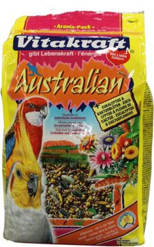Vitakraft Australian Nymphensittichfutter 750g – Bild 1