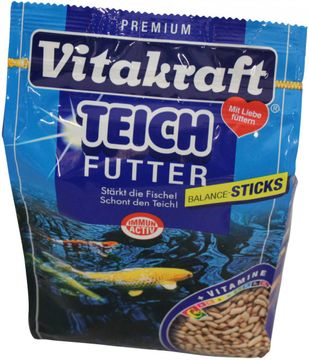 Vitakraft Teichfutter Balance Sticks 1L