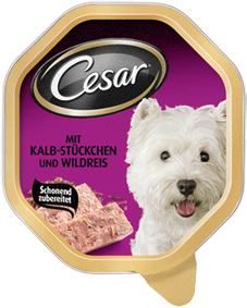 Cesar Kalb + Wildreis 150g