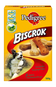 Pedigree Multi Biscrok 500g – Bild 1