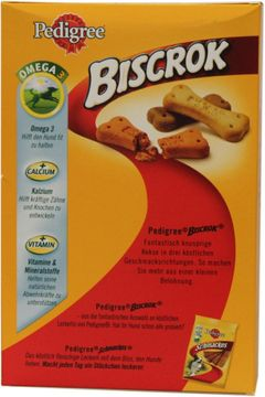 Pedigree Multi Biscrok 500g – Bild 3