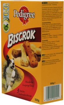 Pedigree Multi Biscrok 500g – Bild 4