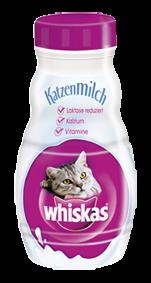 Whiskas Katzenmilch Lifecare 200ml – Bild 1