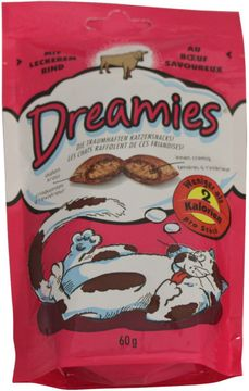 Dreamies Rind 60g – Bild 2