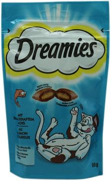 Dreamies Lachs 60g – Bild 3
