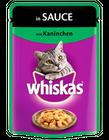 Whiskas Kaninchen in Sauce 100g