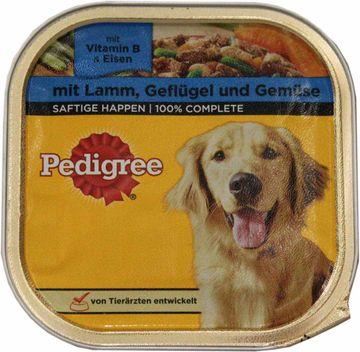 Pedigree Lamm + Geflügel 300g – Bild 2
