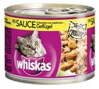 Whiskas Adult Geflügel in Sauce 200g
