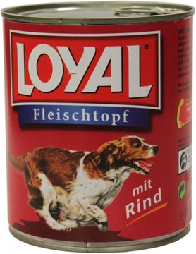 Loyal Rind 800g – Bild 2