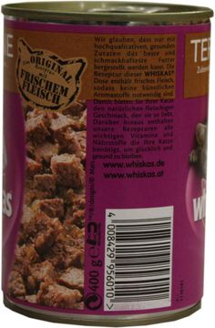 Whiskas Adult Terrine Ente 400g – Bild 2