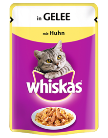 Whiskas Beutel Truthahn in Gelee 100g – Bild 1