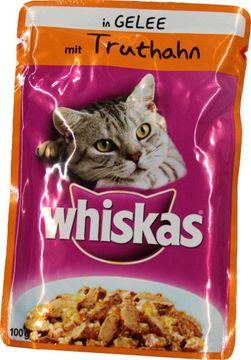 Whiskas Beutel Truthahn in Gelee 100g – Bild 2