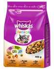 Whiskas Junior Huhn Knackits Milch 400g
