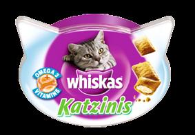 Whiskas Katzinis 50g