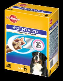 Pedigree Denta Stix große Hunde 4 x 7er Pack