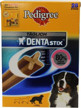 Pedigree Denta Stix große Hunde 4 x 7er Pack – Bild 2