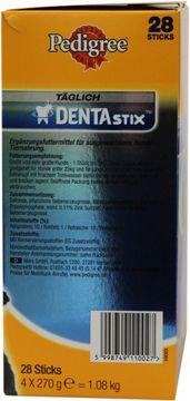 Pedigree Denta Stix große Hunde 4 x 7er Pack – Bild 4
