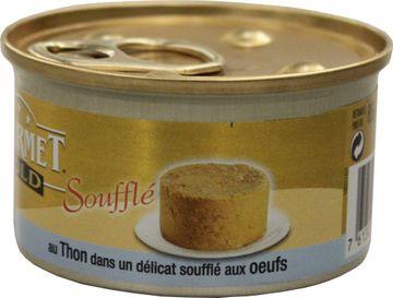 Gourmet Gold Eiersouffle mit Fisch 85g – Bild 2