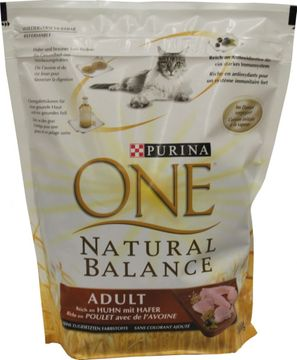 One Cat Natural Balance Adult Huhn 800g