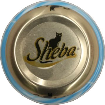 Sheba Thunfisch-Filet 80g – Bild 2