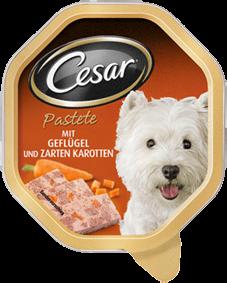 Cesar Feine Pastete Geflügel 150g – Bild 1