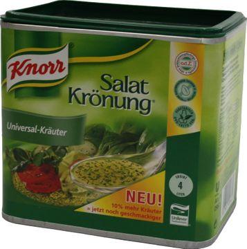 Knorr Salatkrönung für Universal Kräuter Dressing 500g – Bild 1