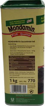 Mondamin Fix Sossenbinder hell 1kg – Bild 4