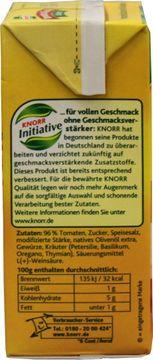 Knorr Tomato al Gusto Kräuter 370g – Bild 4