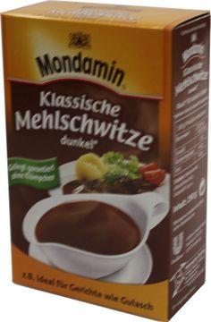 Mondamin Mehlschwitze braun 250g