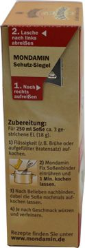 Mondamin Fix Sossen-Binder Hell 250g – Bild 3