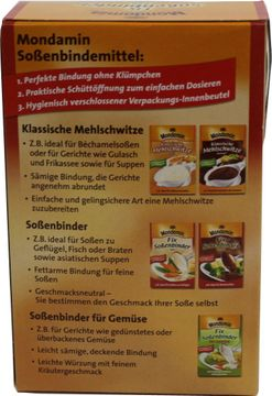 Mondamin Fix Sossen-Binder Hell 250g – Bild 4