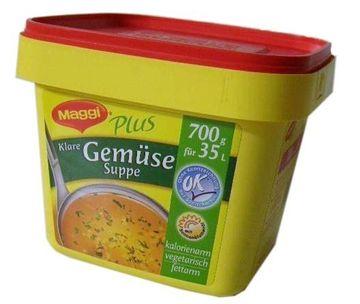 Maggi Plus Klare Gemüsesuppe OK 700g